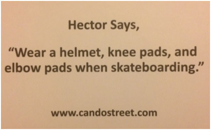 hector-says